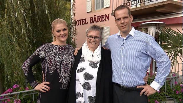 Video «Berner Seeland – Tag 4 – Hotel Restaurant Bären, Twann» abspielen