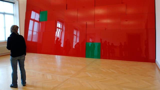 Ausstellung von Christoph Rütimann