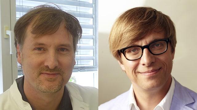Dr. Christian Heinemann und Dr. Oliver Kreyden
