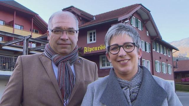 Video «Zentralschweiz – Tag 1 – Edith's Alpenrösli, Giswil» abspielen