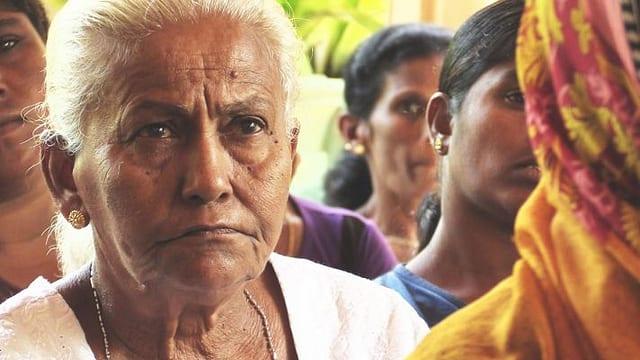 Video «Aryia Pushpam kämpft um ihr Land» abspielen