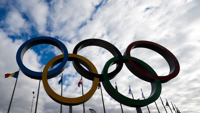 tschetgels olimpics, davosvart tschiel cun nivels