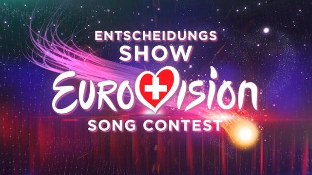 Logo ESC Entscheidungsshow.