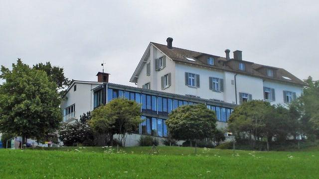 Asylzentrum Landegg.