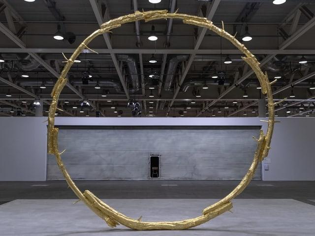 Goldkreis