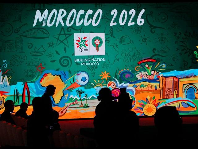 Kandidatur Marokko