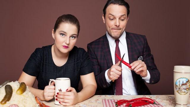 Video ««Deville»: Ein gutes Late-Night-Investment am Comedy-Freitag» abspielen