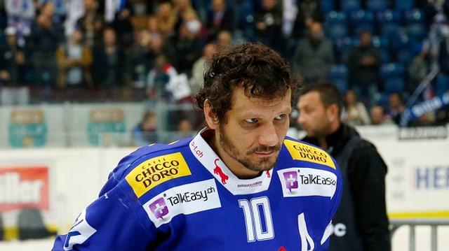 L'attatgader dals Kloten Flyers, Marcel Jenni.