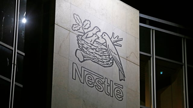 Logo da Nestlé