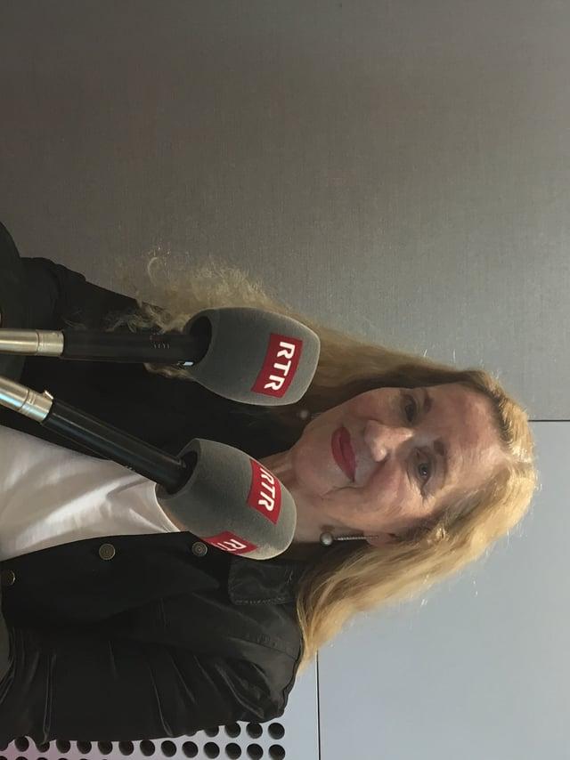 Katia Mischol oriunda da la Croazia viva a Zernez.