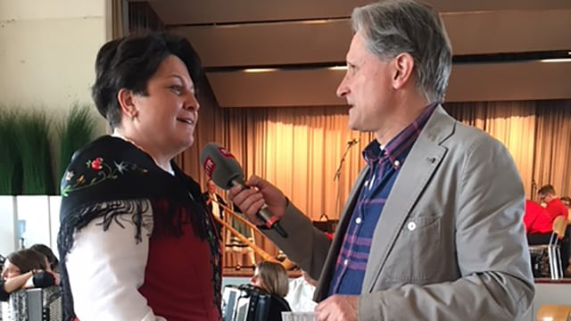 Beat Tschümperlin im Interview