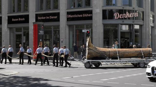 Das Bloch in Berlin.