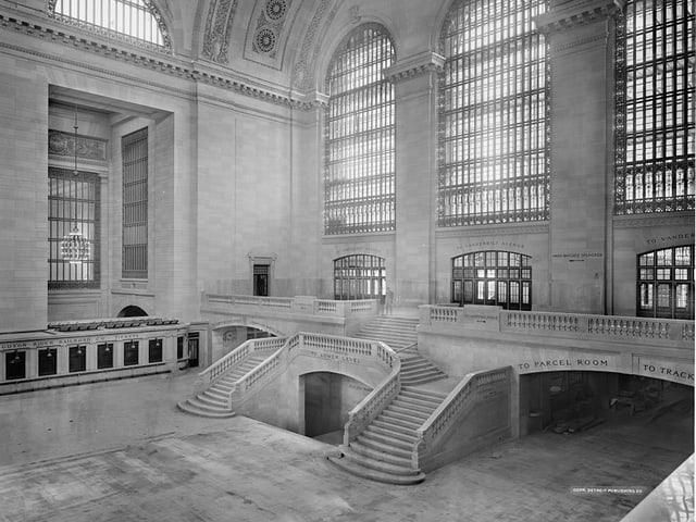 Halle des Grand Central Terminals