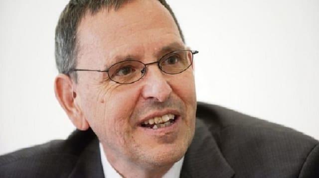 Il cusseglier guvernativ socialdemocrat Martin Jäger.