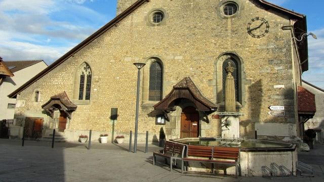 Video «Evangelisch-reformierter Gottesdienst aus Avenches / VD» abspielen