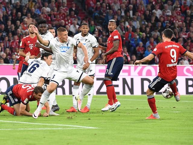 Bayern Hoffenheim