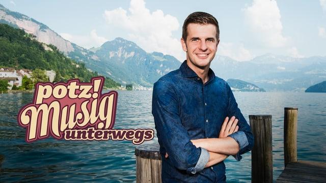 Video ««Potzmusig unterwegs» am Eidgenössischen Volksmusikfest in Aarau» abspielen