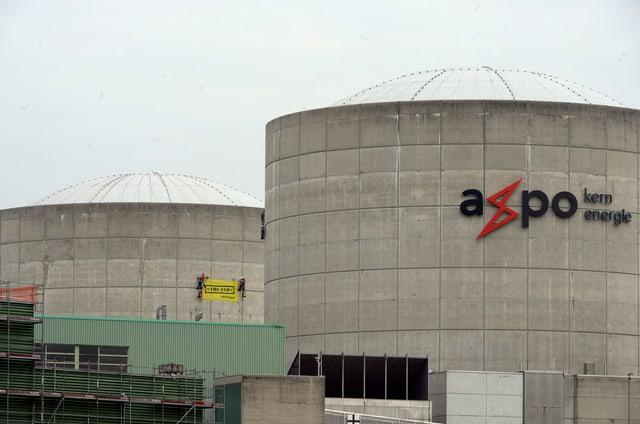Il logo da l'Axpo.