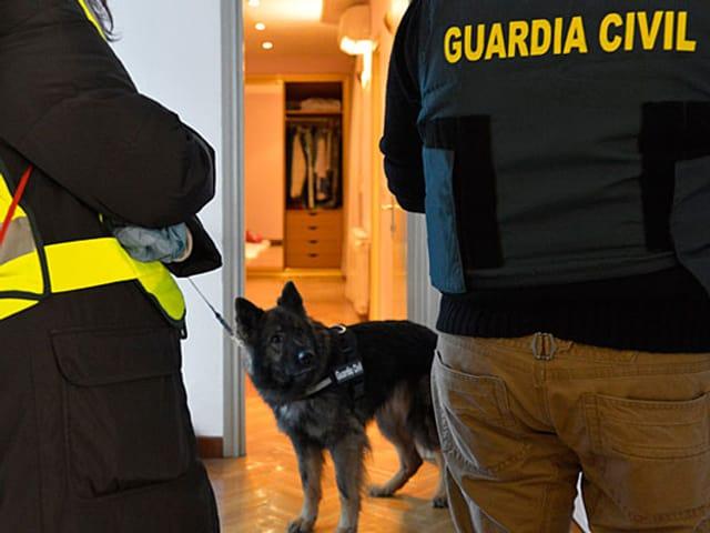 Hausdurchsuchung in Spanien bei der Operation «Opson II».