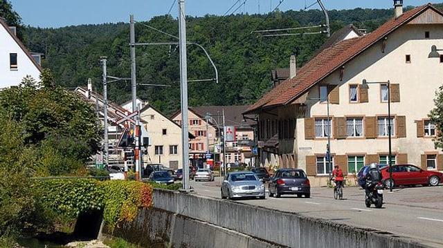 Hauptstrasse durch Hölstein