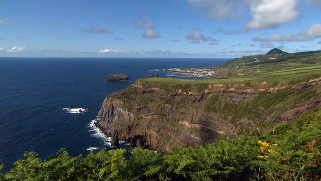 Video «Unser Wetter: Die Azoren und ihre Hochs (6/8)» abspielen