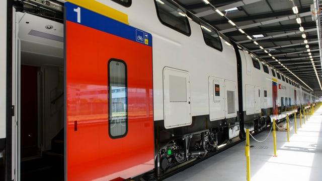tren da l'SBB