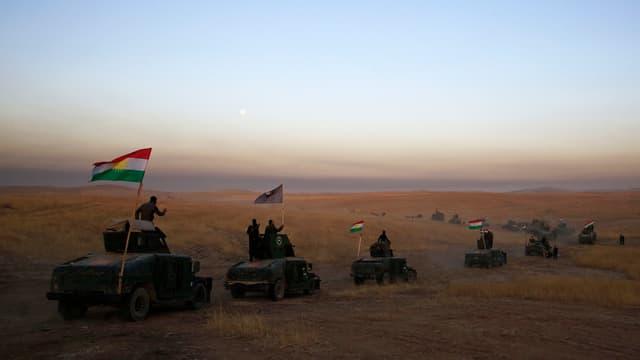 Offensive auf Mossul gestartet