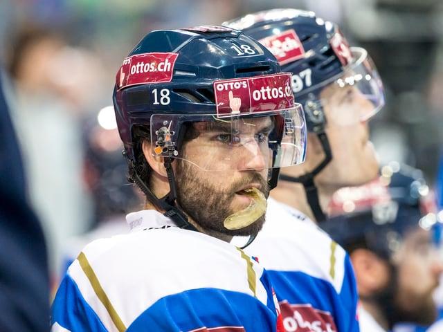 Hockeyspieler