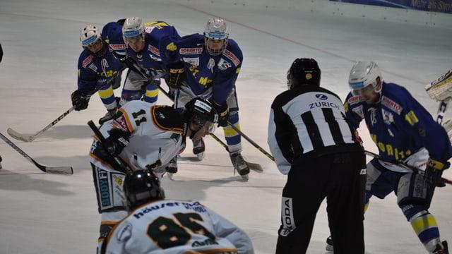 Giugaders da hockey