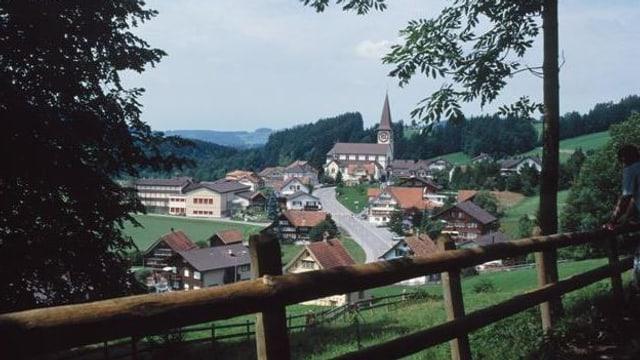 Bezirk Haslen