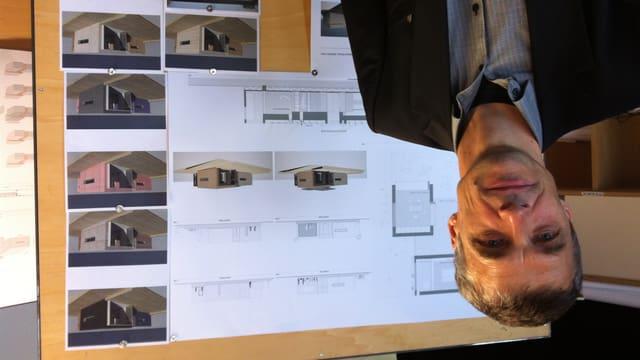 Hanspeter Bürgi an der Hochschule Luzern Technik und Architektur