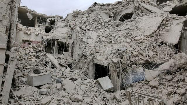 Aleppo nach Grossoffensive