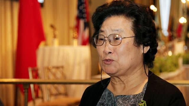 Nobelpreisträgerin Youyou Tu