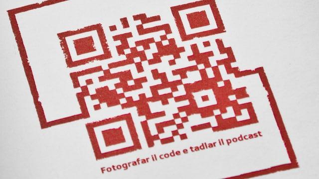In QR-Code da RTR.
