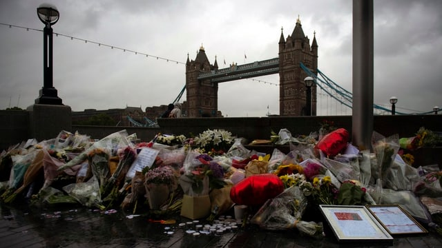 La London Bridge a Londra.