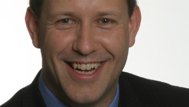 Porträtfoto von Christian Riesen