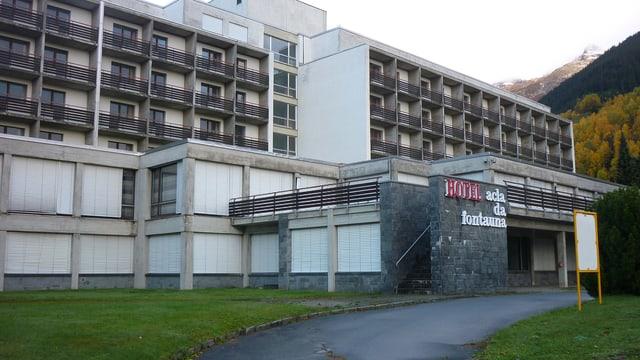 Hotel Acla da Fontauna a Mustér
