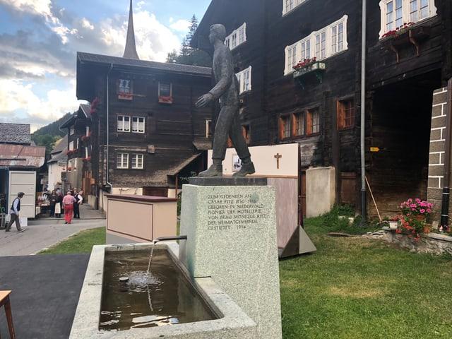 Dorfbrunnen.
