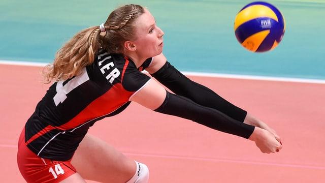 Laura Künzler.