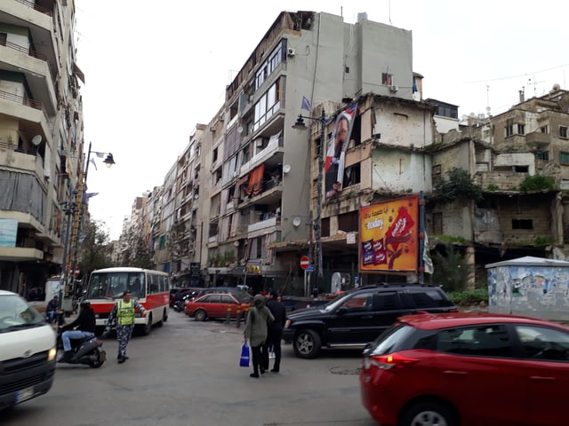 Tariq El Jdideh-Quartier