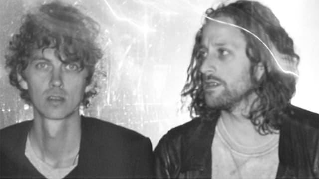 Das sind Finn und Berry.im Sommer 2015