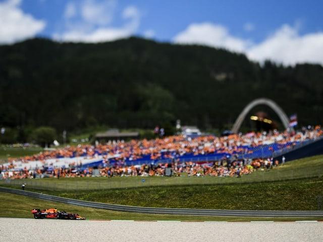 Max Verstappen sicherte sich zum 4. Mal in dieser Saison Startplatz 1.
