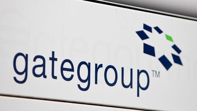 Il logo da la Gategroup.