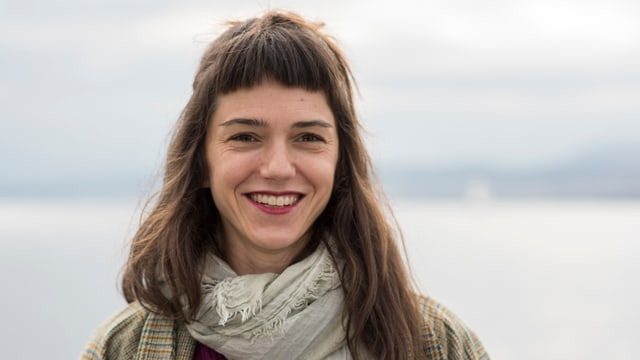 Porträt Sarah Spale