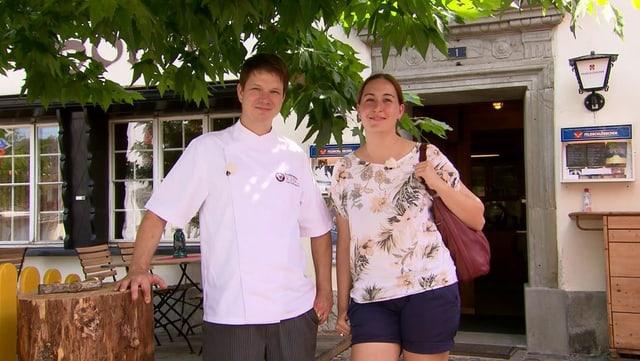 Video «Kanton Aargau – Tag 2 – Gasthof Sonne, Eiken» abspielen