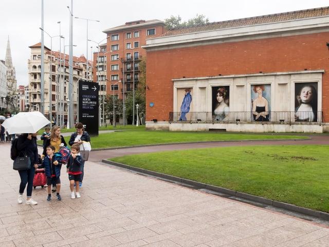 Kunstmuseum von aussen