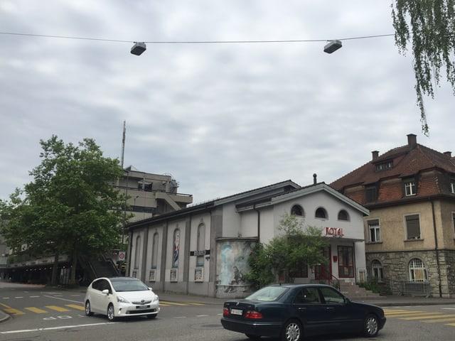 Royal und angrenzende Gebäude