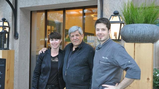 Video «Berner Oberland – Tag 1 – Restaurant National» abspielen