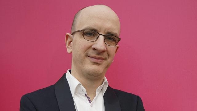 Porträtbild des Autors Jakob Hein