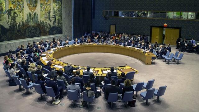 Der UNO-Sicherheitsrat